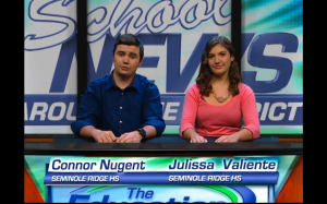 Connor & Julissa on TEN Dec 16th 2013