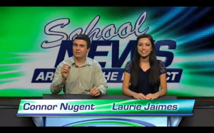 Connor Nugent & Laurie Jaimes on TEN 090214