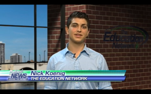 Nick Koenig Reporting on TEN 090214