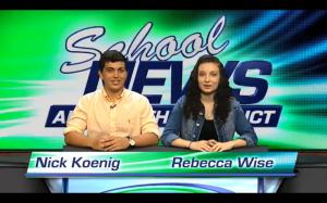 Rebecca Wise & Nick Koenig on TEN 090814