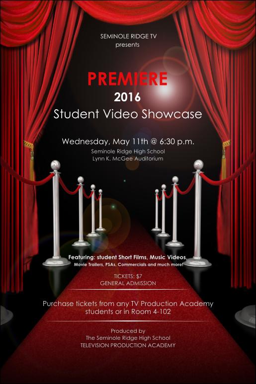 Premiere Poster 2016